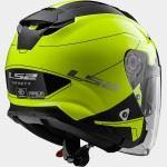 LS2-OF521-Infinity-Open-Face-Urban-Commuter-Motorcycle-Bike-Scooter-Helmet