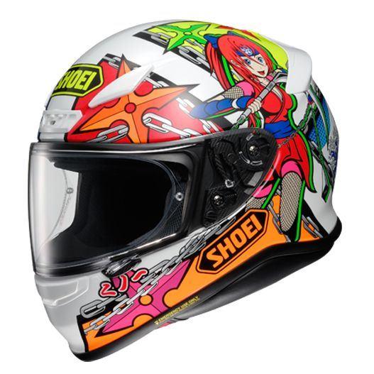 Shoei-NXR-Full-Face-Motorcycle-Motorbike-Premium-Helmet-RF-1200 thumbnail 31