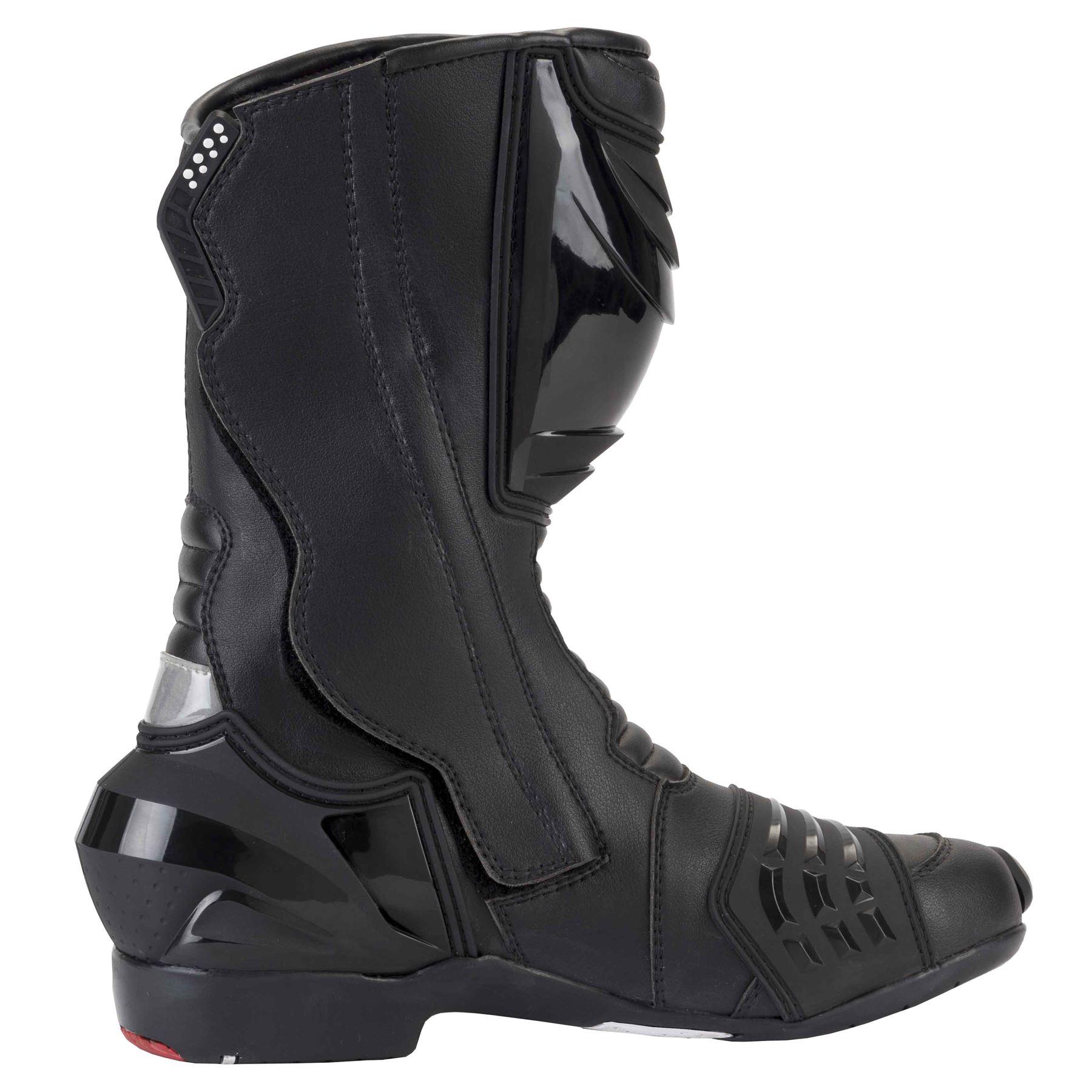 Diora-Motocicleta-Turismo-Aventura-Todo-Tipo-Botas-con-Moldeado-Talon-Protector