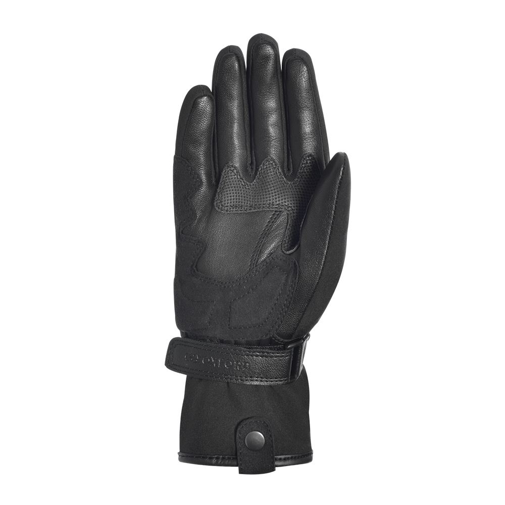 Oxford-Moto-Calgary-1-0-Impermeable-Completo-Piel-Palm-Guantes