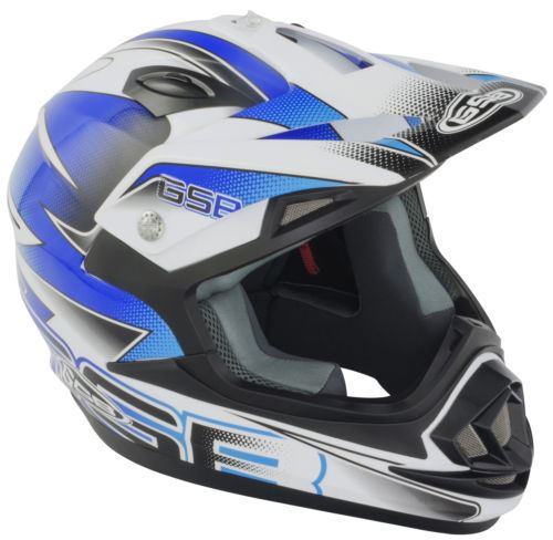 GSPB-XP-14B-Motocross-Adult-Off-Road-MX-Quad-ATV-Helmet thumbnail 7