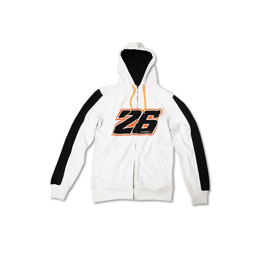 Bikeit New Dani Pedrosa 26 Fleece Full Zipper Hoodie For Motorbike Motorcycle Motorbike For 51f272