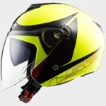 LS2-OF573-Twister-Urban-Touring-Road-Motorcycle-Bike-Scooter-Open-Face-Helmet
