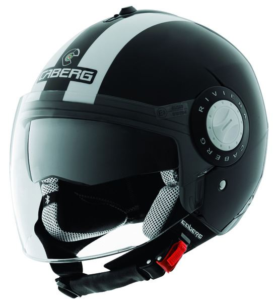Caberg-Riviera-Open-Jet-Face-Motorcycle-Scooter-Ventilated-Helmet thumbnail 3