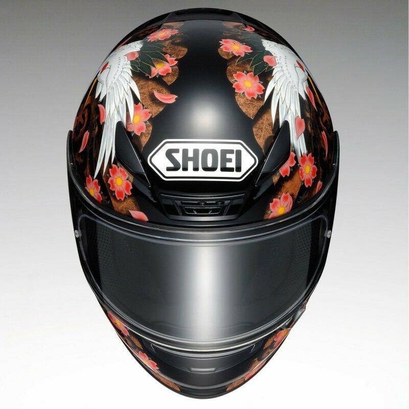 Shoei-NXR-Full-Face-Motorcycle-Motorbike-Premium-Helmet-RF-1200 thumbnail 37