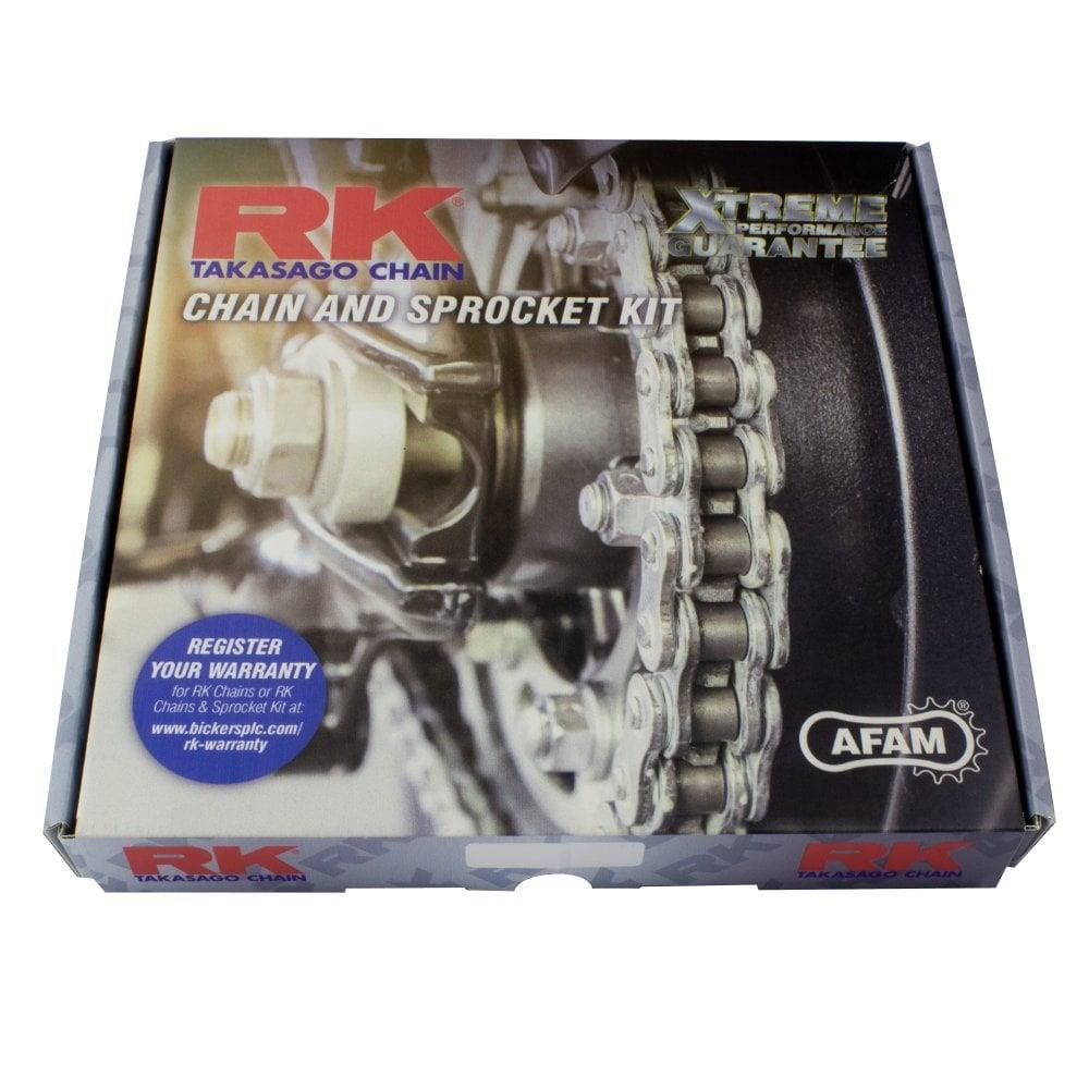 AFAM Upgrade Red Chain And Sprocket Kit Honda CBR600F X-Y 99-00