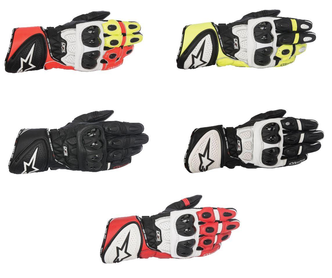 647b9431fabfe Alpinestars Gp Plus R Cómodo Cuero Guante para Motocicleta Moto