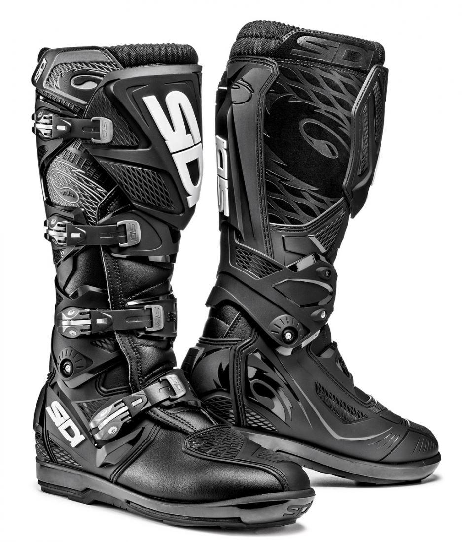 Sidi-X3-Xtreme-SRS-Off-Road-Moto-Motocicleta-botas-de-suela-de-NYLON miniatura 2
