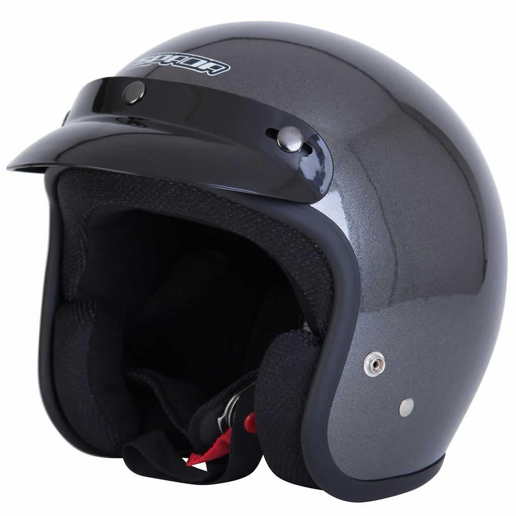 Sapda-Motorcycle-Motorbike-Scooter-Open-Face-Road-Crash-Helmet