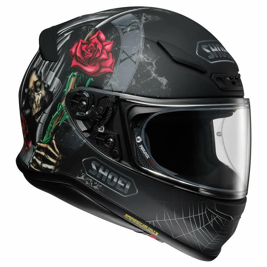 Shoei-NXR-Full-Face-Motorcycle-Motorbike-Premium-Helmet-RF-1200 thumbnail 5