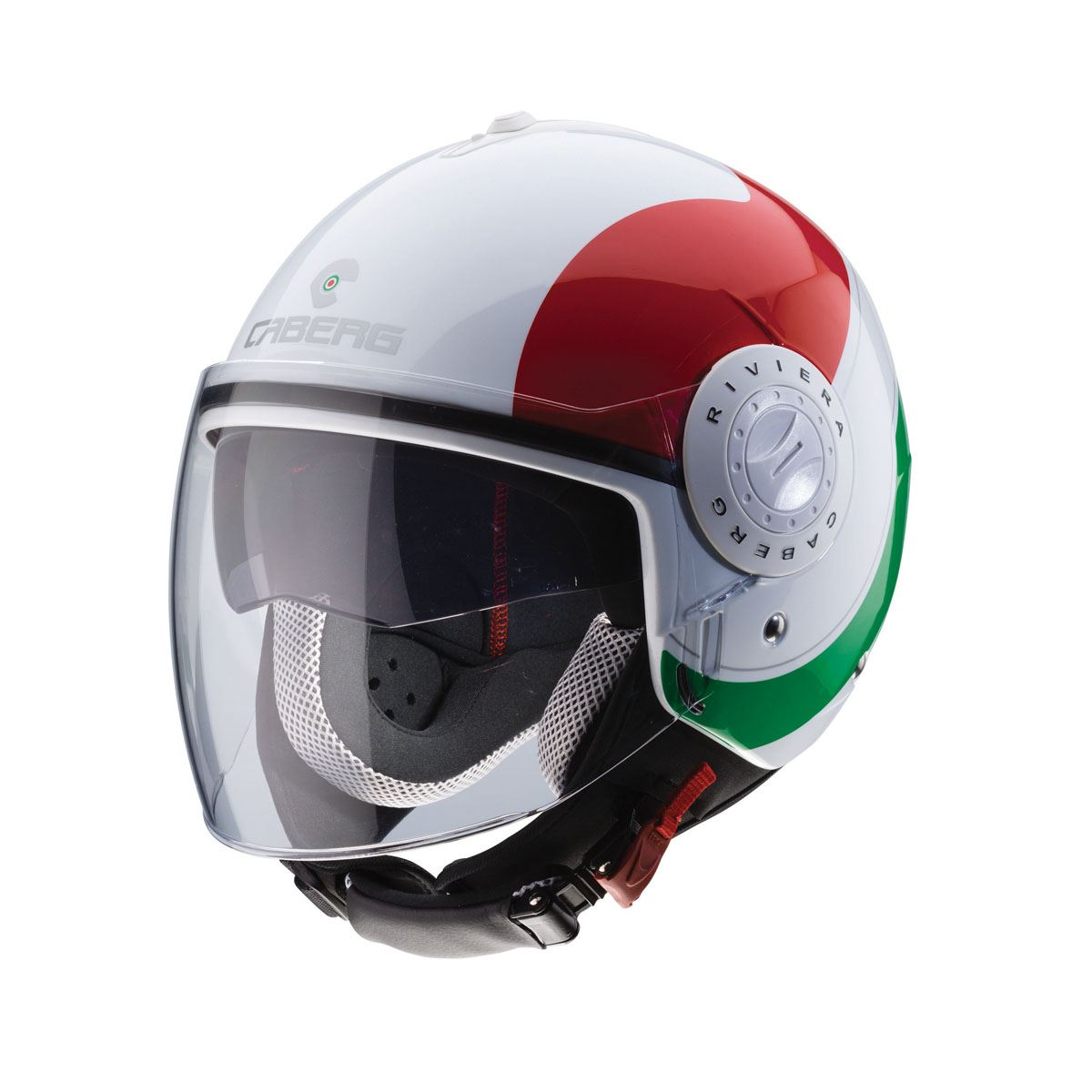 Caberg-Riviera-Open-Jet-Face-Motorcycle-Scooter-Ventilated-Helmet thumbnail 5