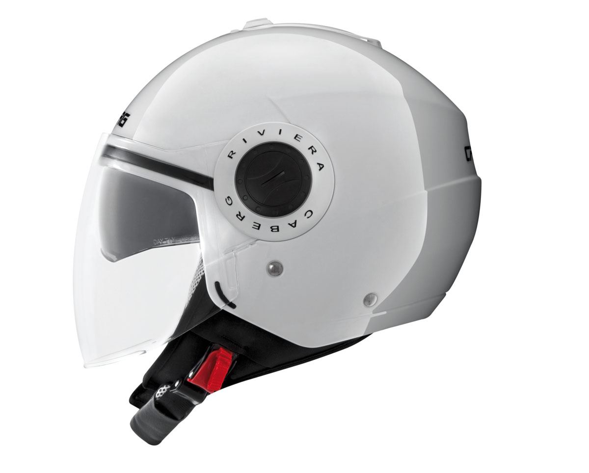 Caberg-Riviera-Open-Jet-Face-Motorcycle-Scooter-Ventilated-Helmet thumbnail 7
