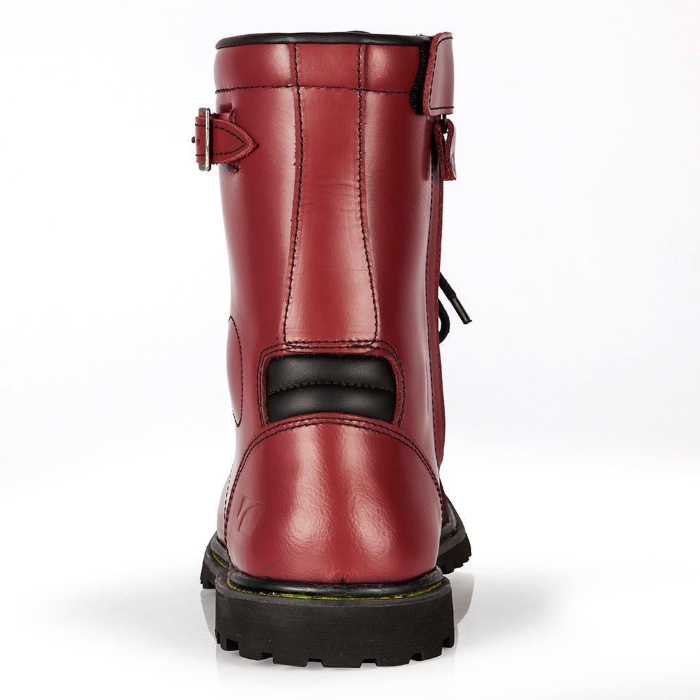 Spada-Pilgrim-Grande-CE-Leather-Motorcycle-Motorbike-Touring-Boots-Waterproof thumbnail 12
