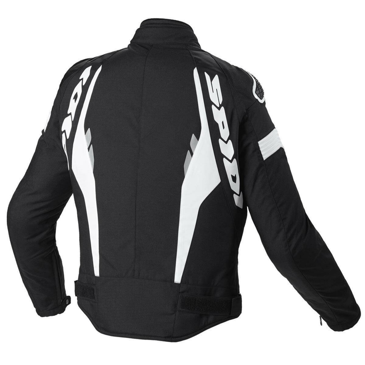 Spidi-H2Out-Warrior-Sports-Motorcycle-Motorbike-CE-Certified-Men-039-s-Jacket miniature 7