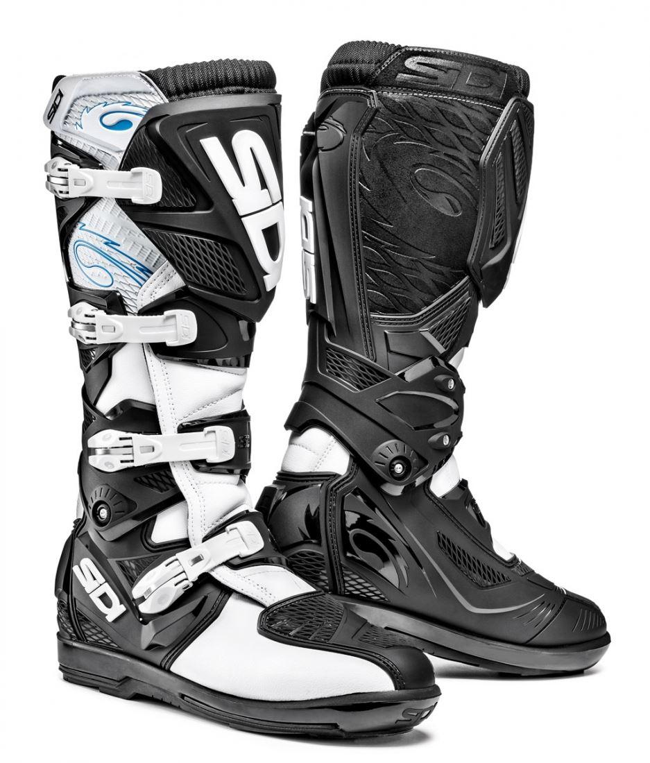 Sidi-X3-Xtreme-SRS-Off-Road-Moto-Motocicleta-botas-de-suela-de-NYLON miniatura 4