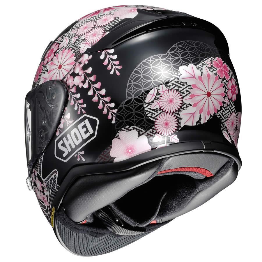 Shoei-NXR-Full-Face-Motorcycle-Motorbike-Premium-Helmet-RF-1200 thumbnail 11
