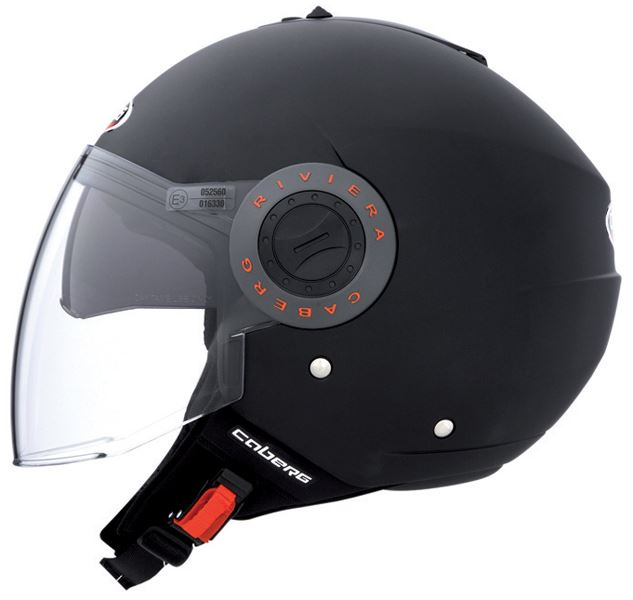 Caberg-Riviera-Open-Jet-Face-Motorcycle-Scooter-Ventilated-Helmet thumbnail 6