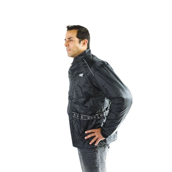 NEW-MOTORCYCLE-MOTORBIKE-SCOOTER-WATERPROOF-FISHING-TEXTILE-OVER-JACKET-OSX