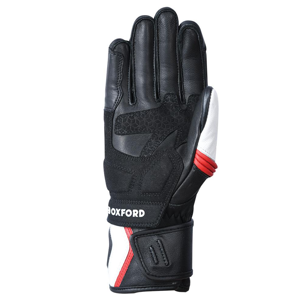 Oxford RP-5 2.0 CE Ladies Leather Sports Racing Motorcycle Motorbike Gloves