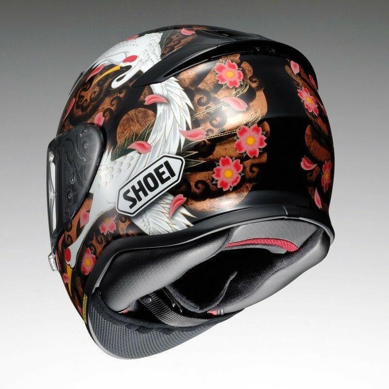 Shoei-NXR-Full-Face-Motorcycle-Motorbike-Premium-Helmet-RF-1200 thumbnail 36