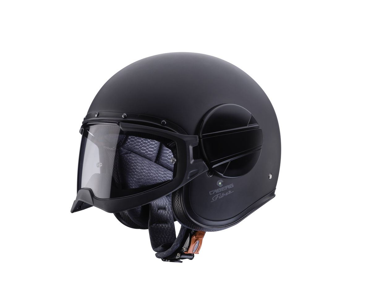 Caberg Ghost Matt Black Motorcycle Helmet 737723 L For Sale Online