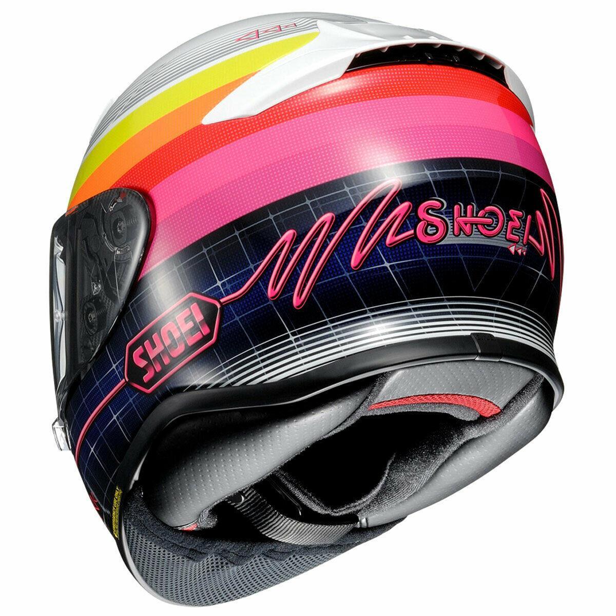 Shoei-NXR-Full-Face-Motorcycle-Motorbike-Premium-Helmet-RF-1200 thumbnail 46