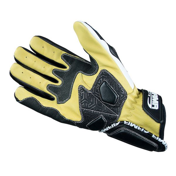 Tri-Motive-SHL445-Short-Thermo-Plastic-Knuckle-Shield-Motorcycle-Bike-Glove