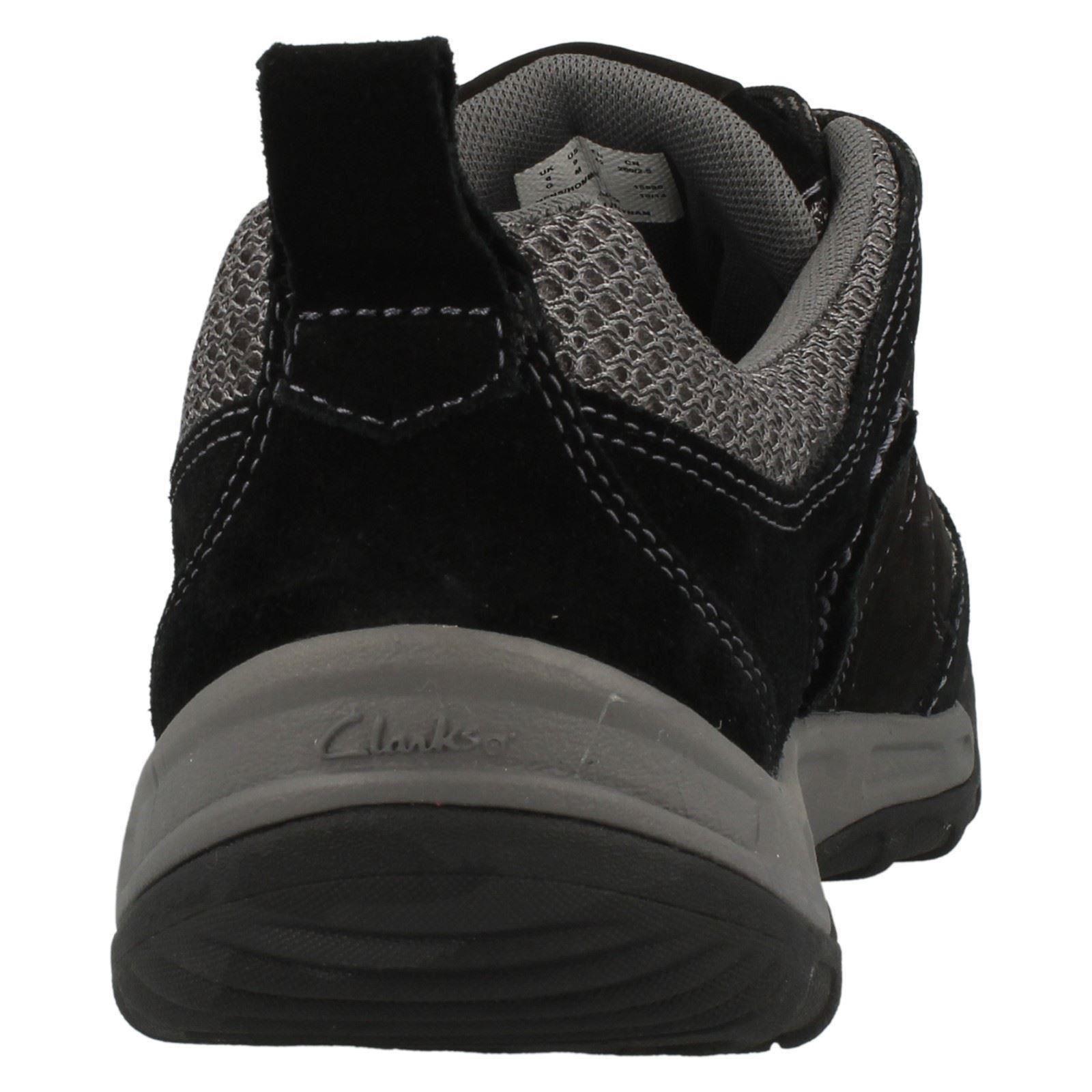 Mens Clarks Active Active Clarks Wear Trainers Outpass Lace 597c59