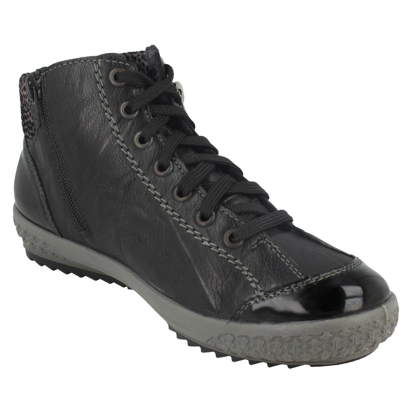 Damas Rieker Tobillo Tobillo Rieker botas M6143 463e10
