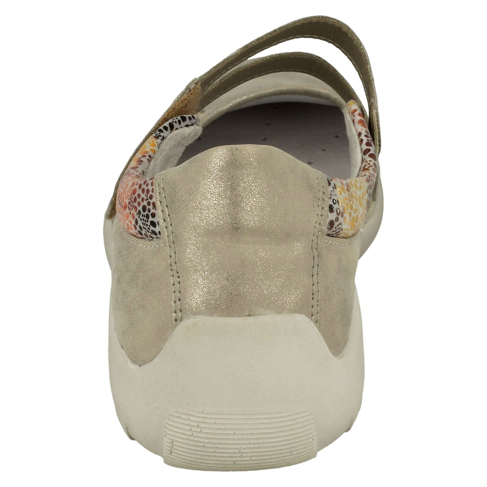 Ladies Remonte Flat Flat Flat Casual shoes 'R3510' a58bc1