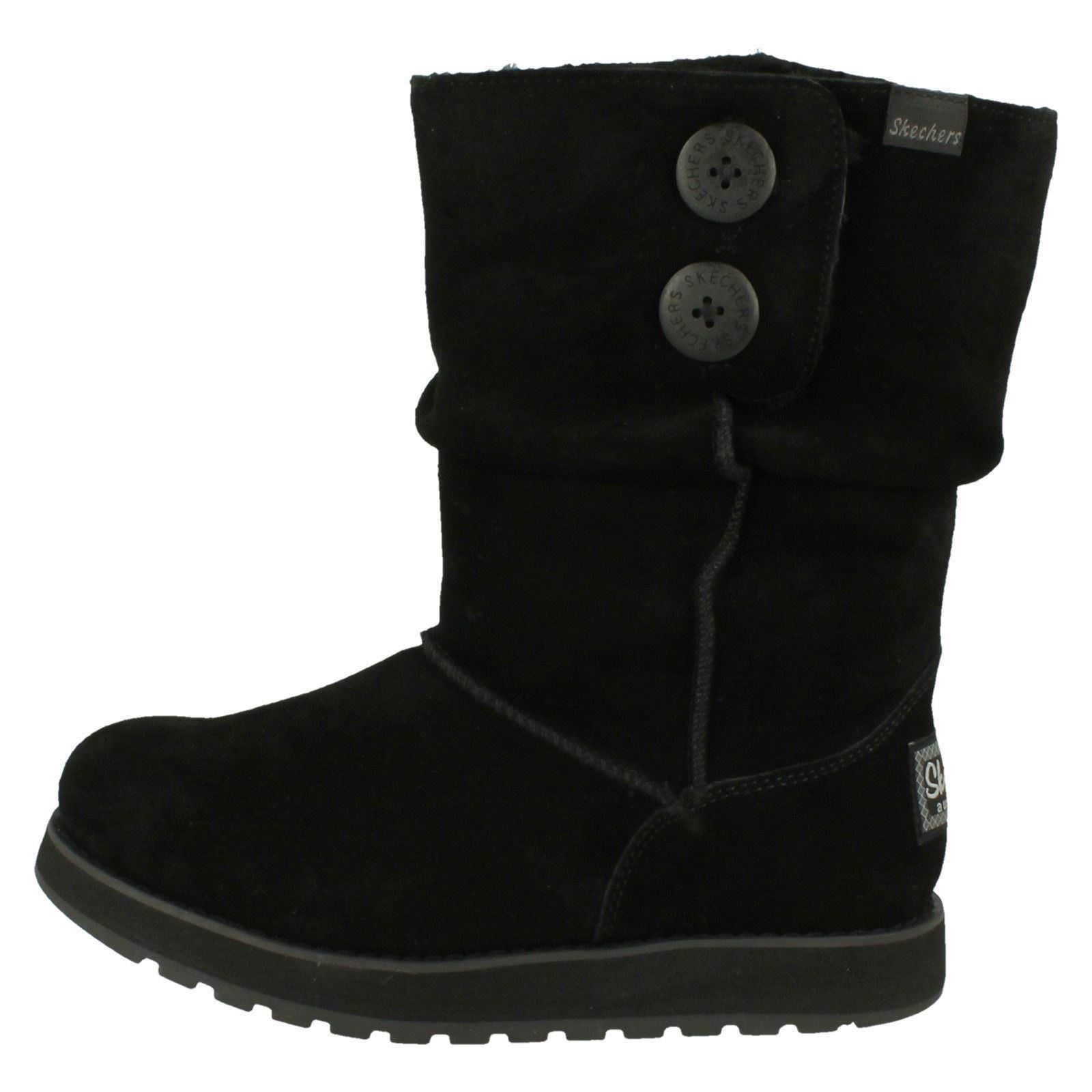 Womens Skechers Winter Boots Freezing
