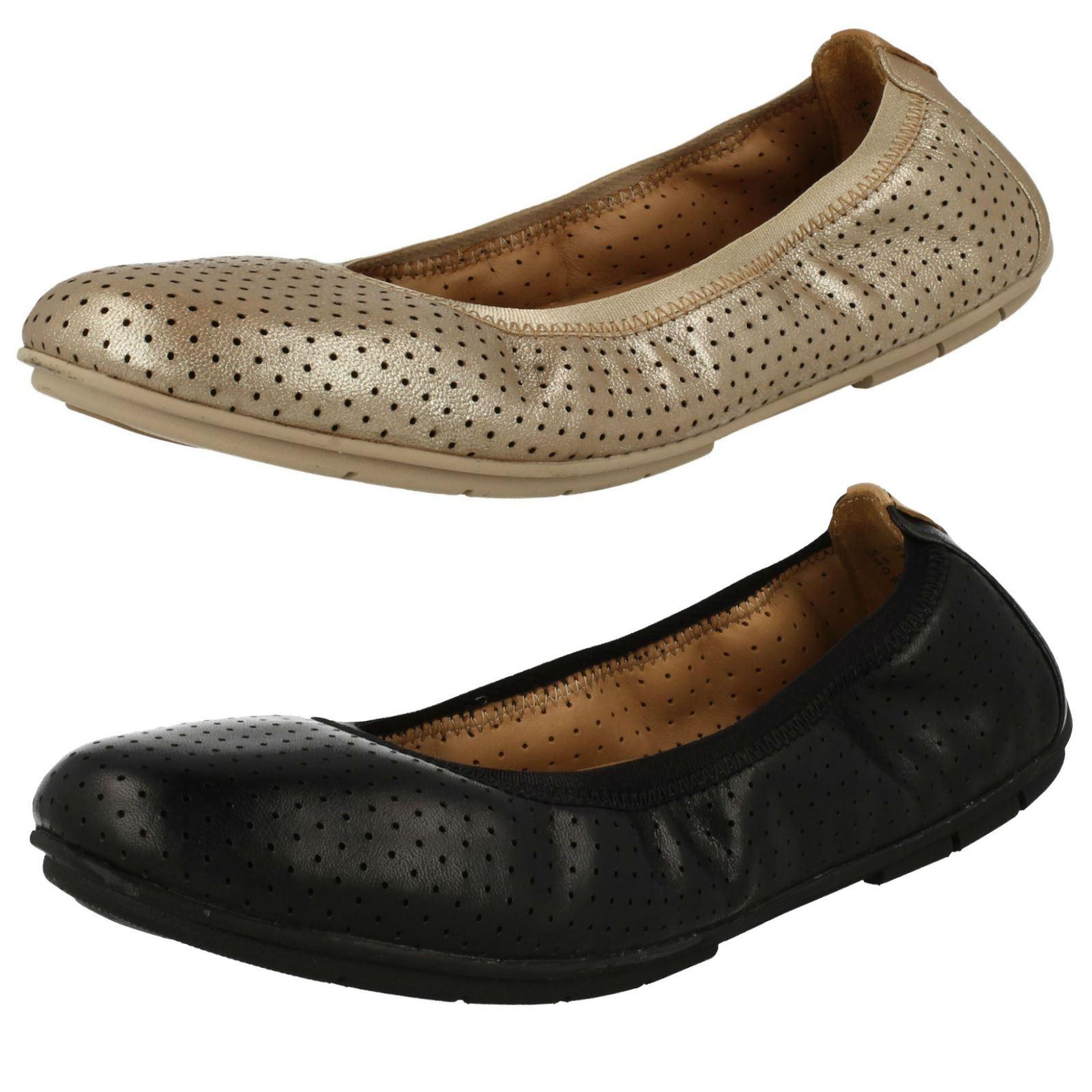 Clarks Mujer Zapato Step Allena Mar Negro Ropa, calzado y