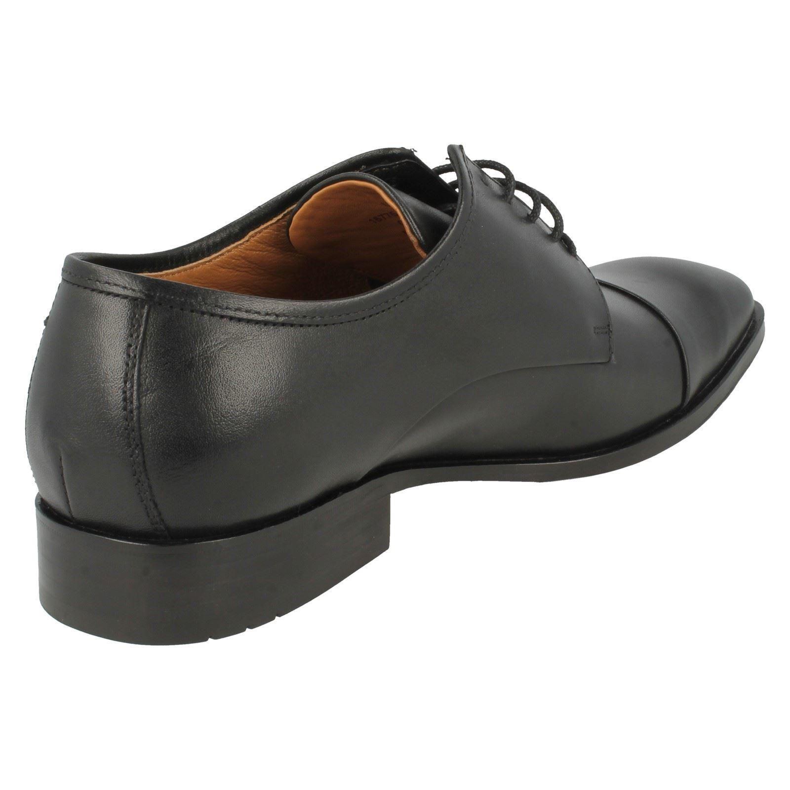 Uomo Dexie Clarks Lace Up Schuhes Dexie Uomo Cap 8dcac1