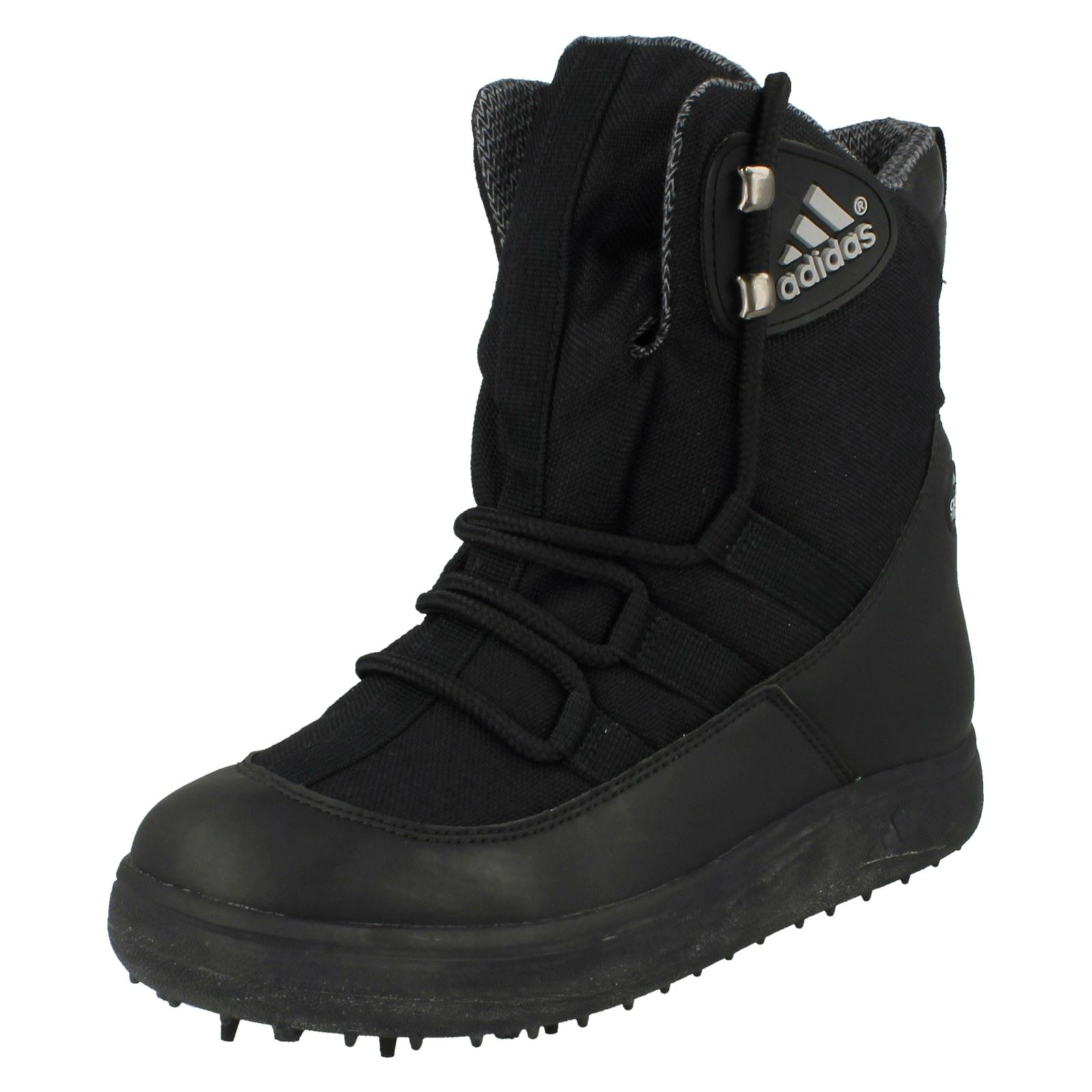 de3e69c20ee Details about Boys Adidas Lace Up Golf Boots 'Mud Skipper II'