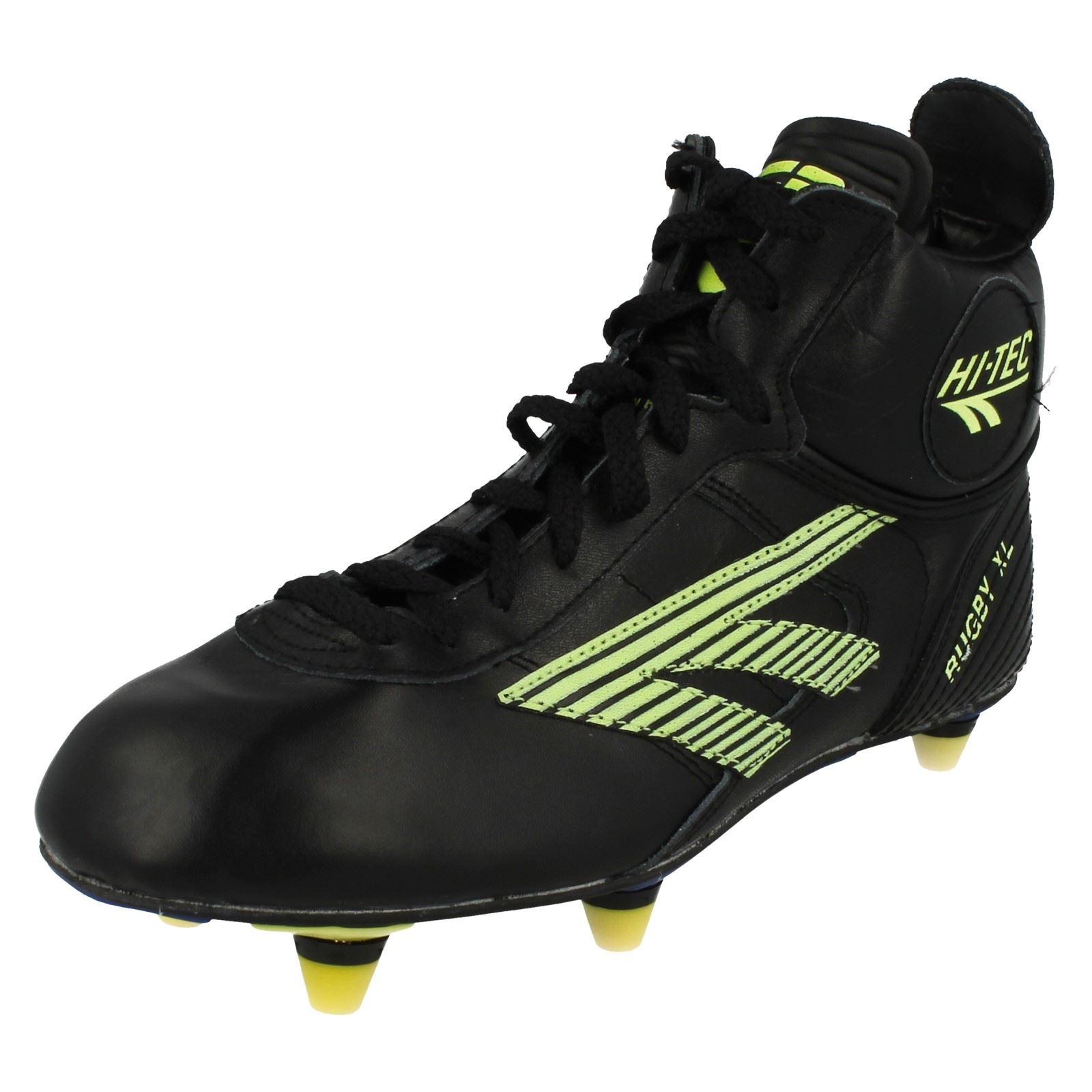 0c2b3e9b0033 Hi-Tec Mens Rugby Boots - Rugby XL