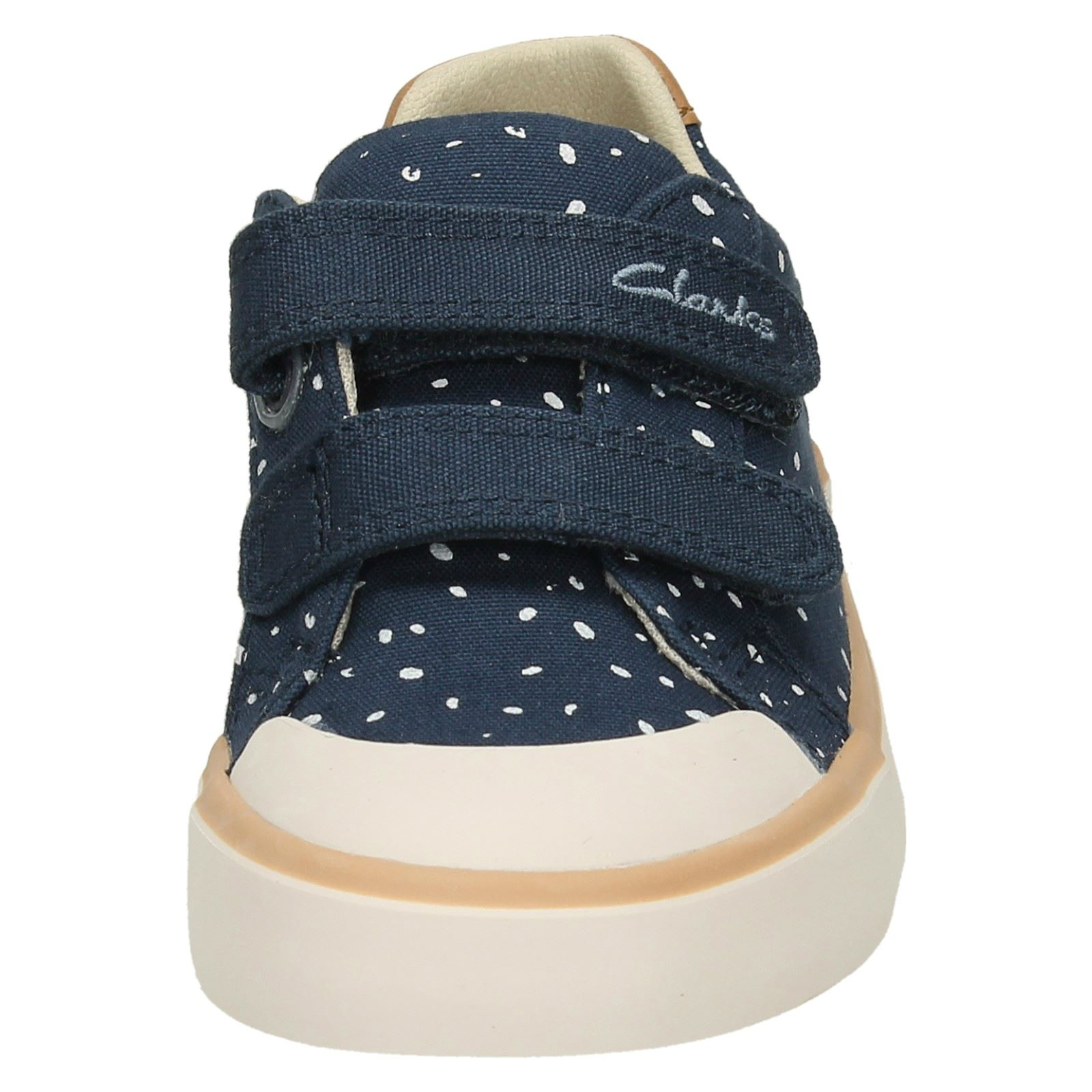 Girls Clarks Doodles Comic Cool Inf