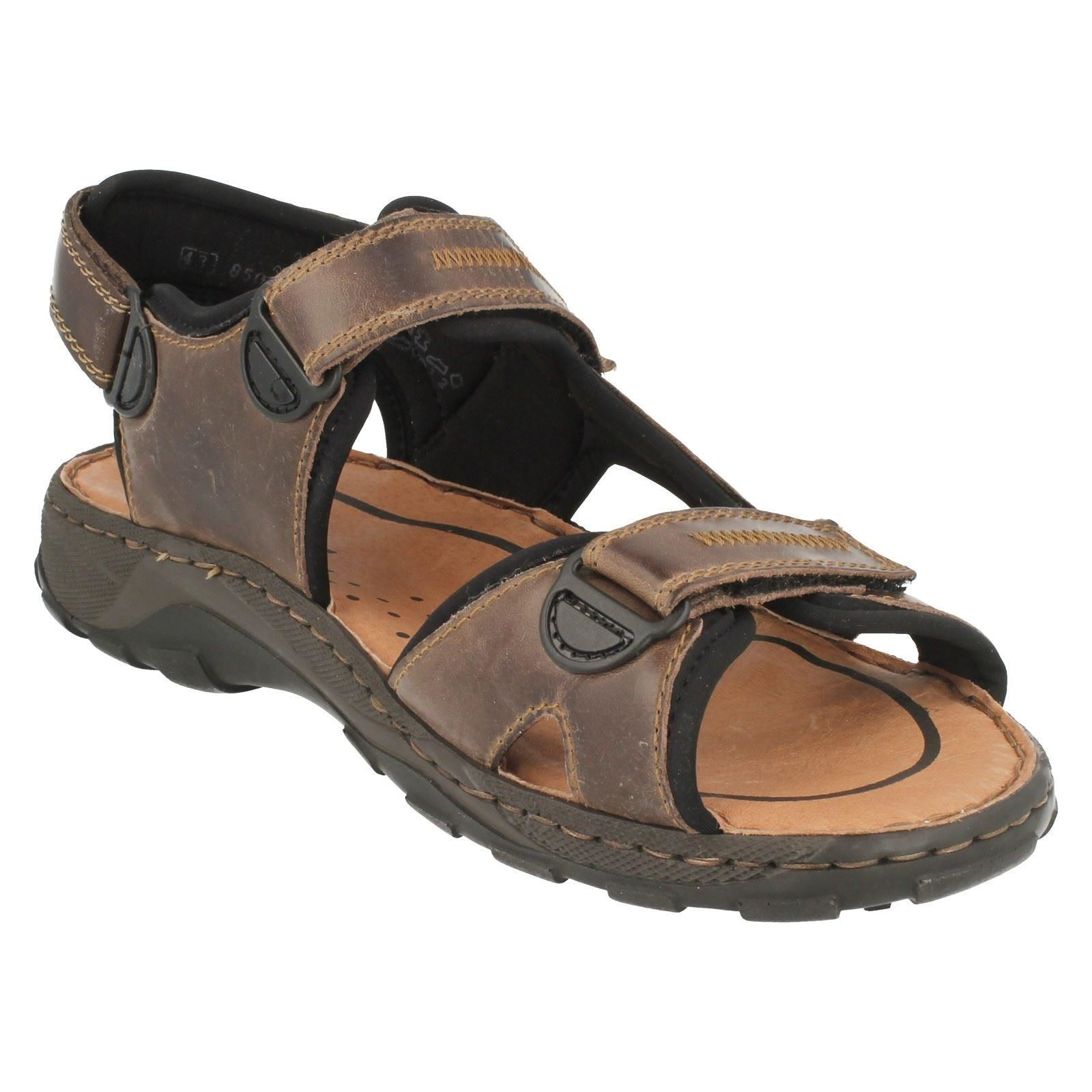 Mens 26061 Rieker Antistress Summer Sandals 26061 Mens 633975