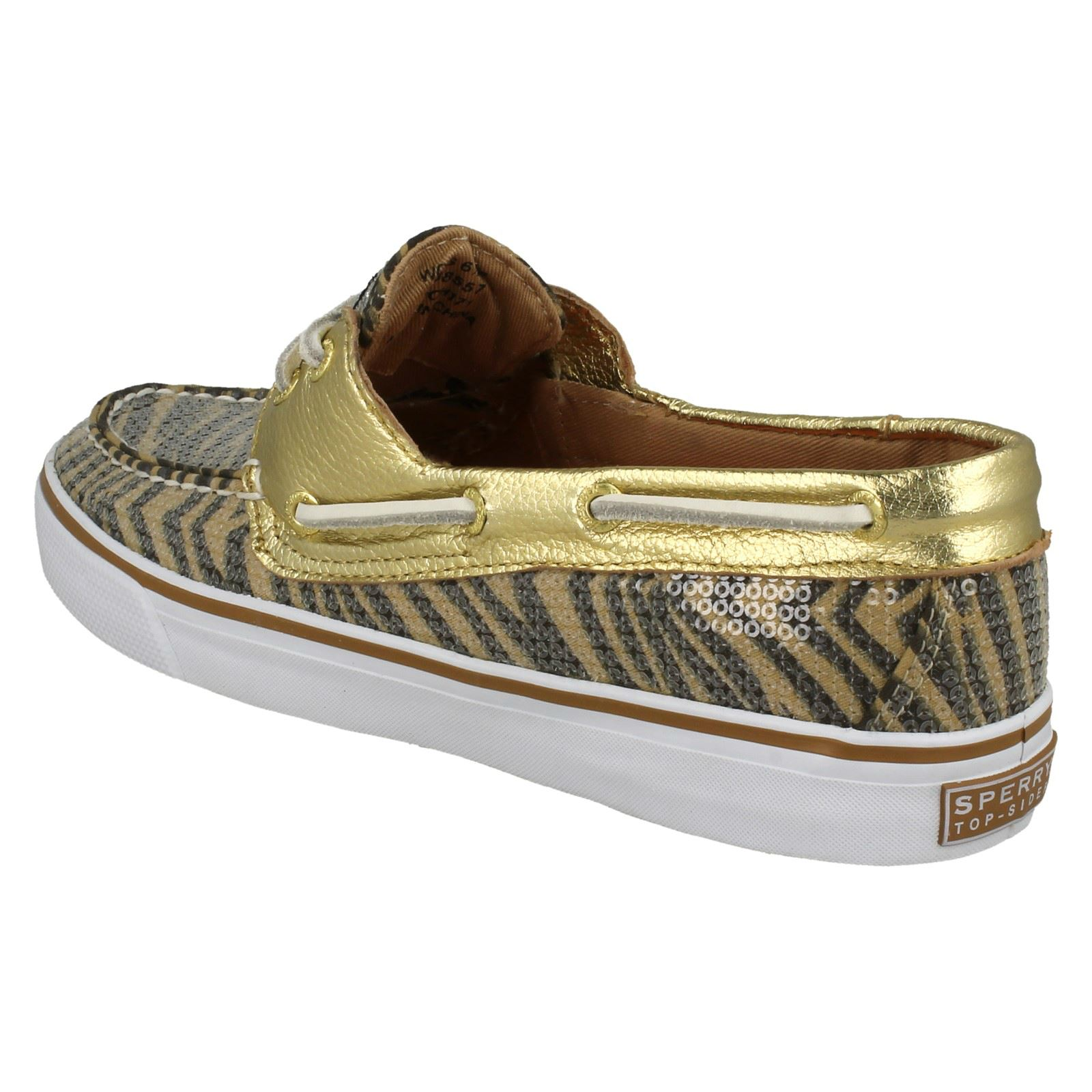 Ladies Sperry Top-Sider Deck Style Shoes /'Bahama/'