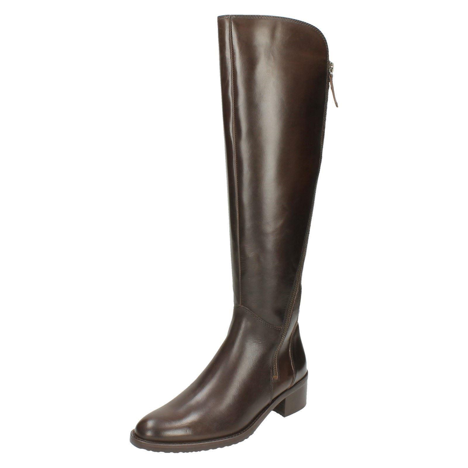 Femmes clarks équitation style bottes longues valana valana valana melrose | Spécial Acheter  53a0e4