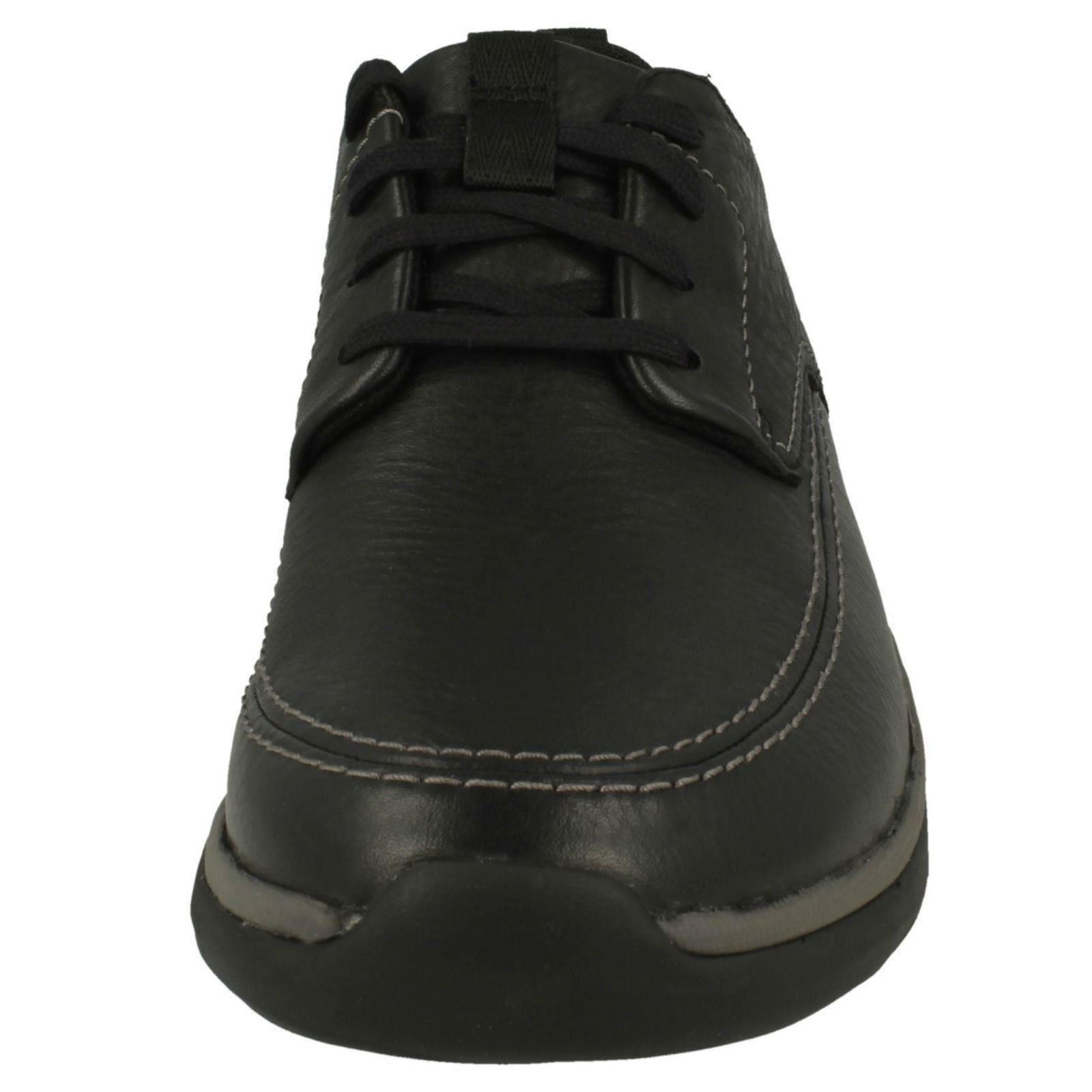 Mens-Unstructured-by-Clarks-Lace-Up-Shoes-039-Garratt-Street-039 thumbnail 8