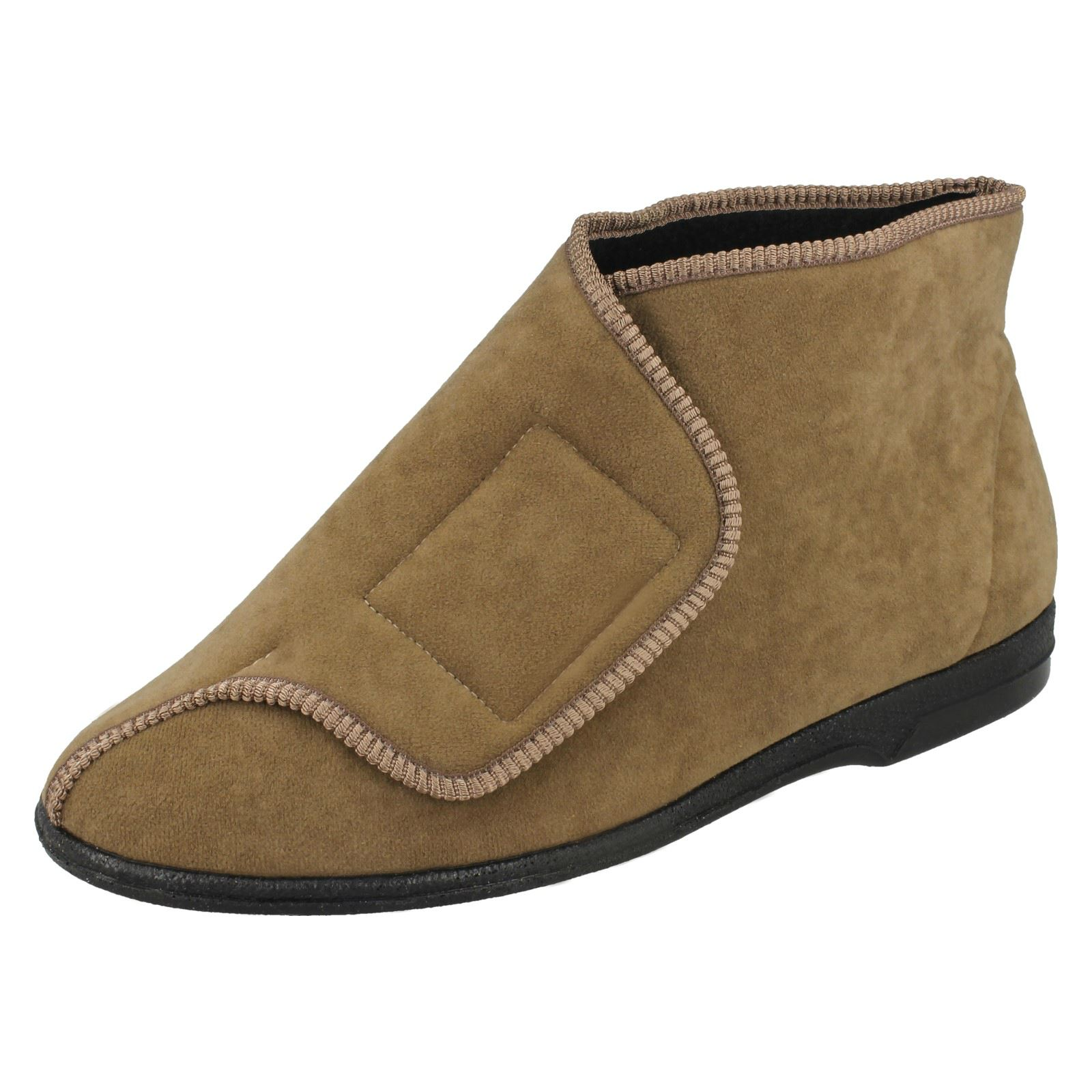 Mens Boot Style Slippers