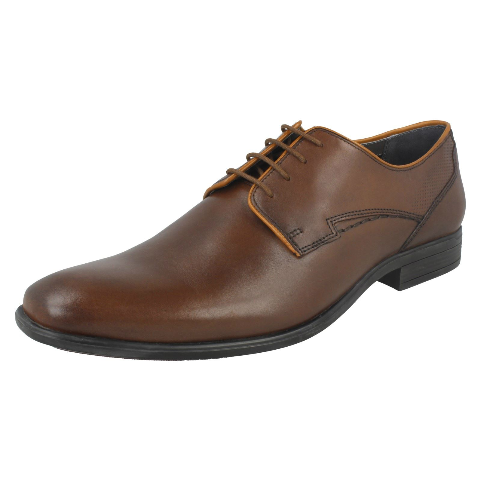 ' Herren Hush Puppies' Smart Smart Smart Formal Schuhes Kane Maddow a57fbc