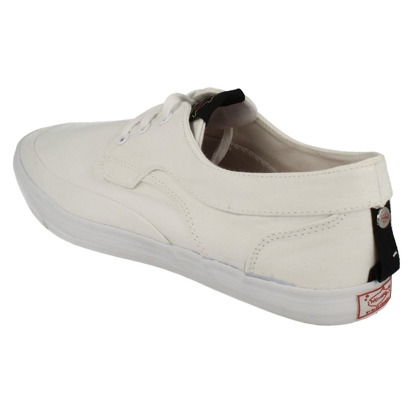 London Casual Chaussures Base Blanc Hommes toile de Tartare O1w7xWx5qv