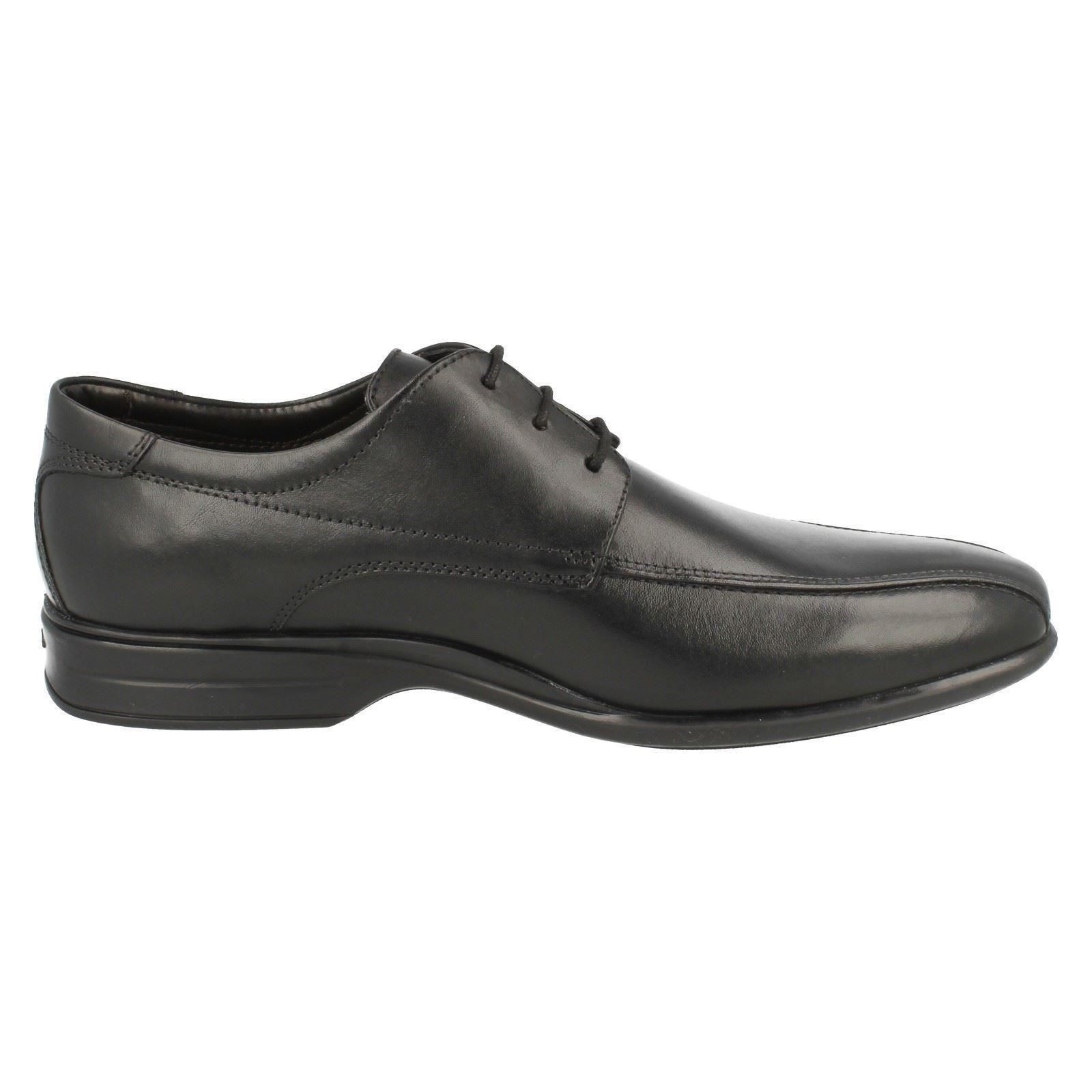 gadwell cordones negro hombre sobre con zapatos para Clarks wXRq1B