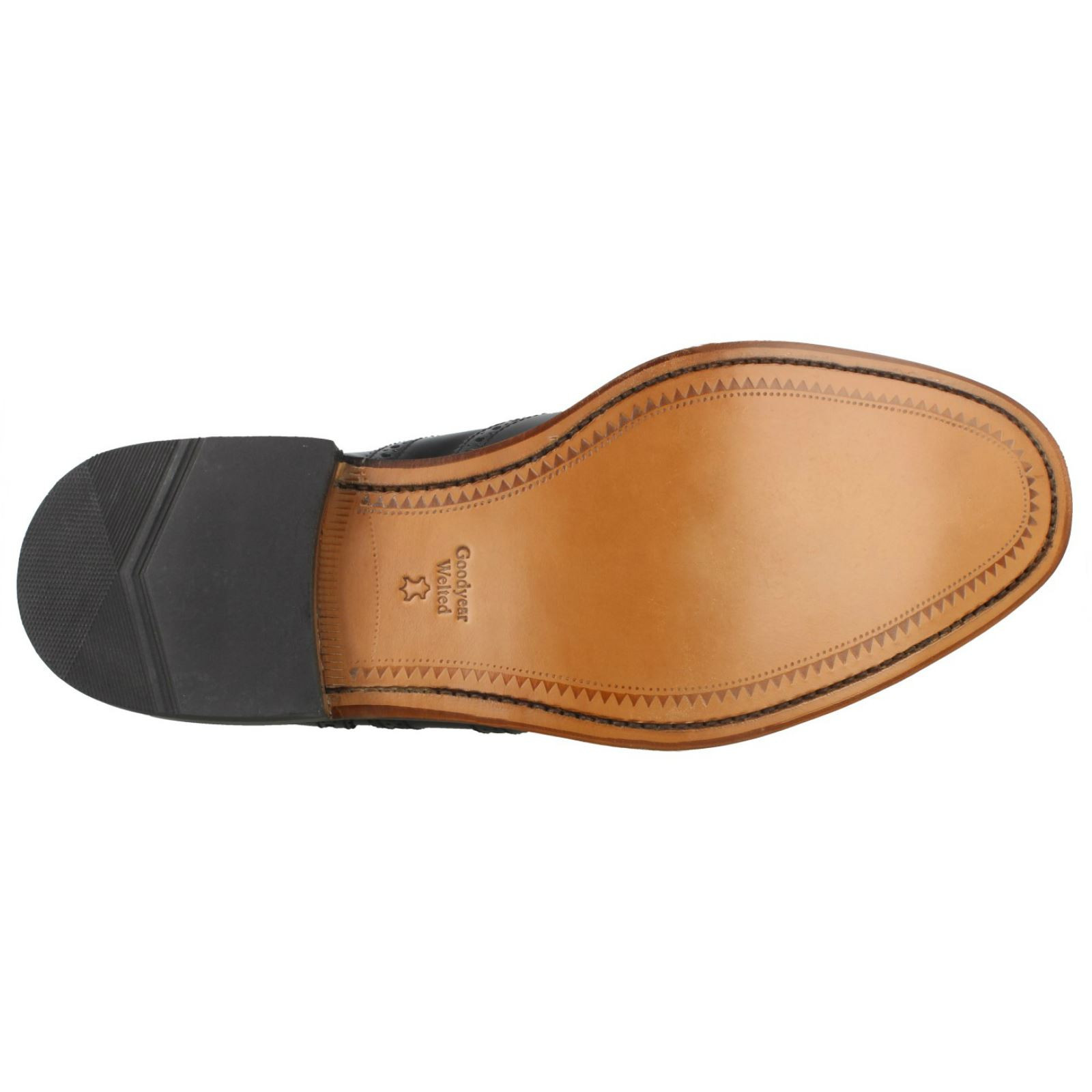 Uomo Loake Leder Smart 202B Brogues 202B Smart 841e6a
