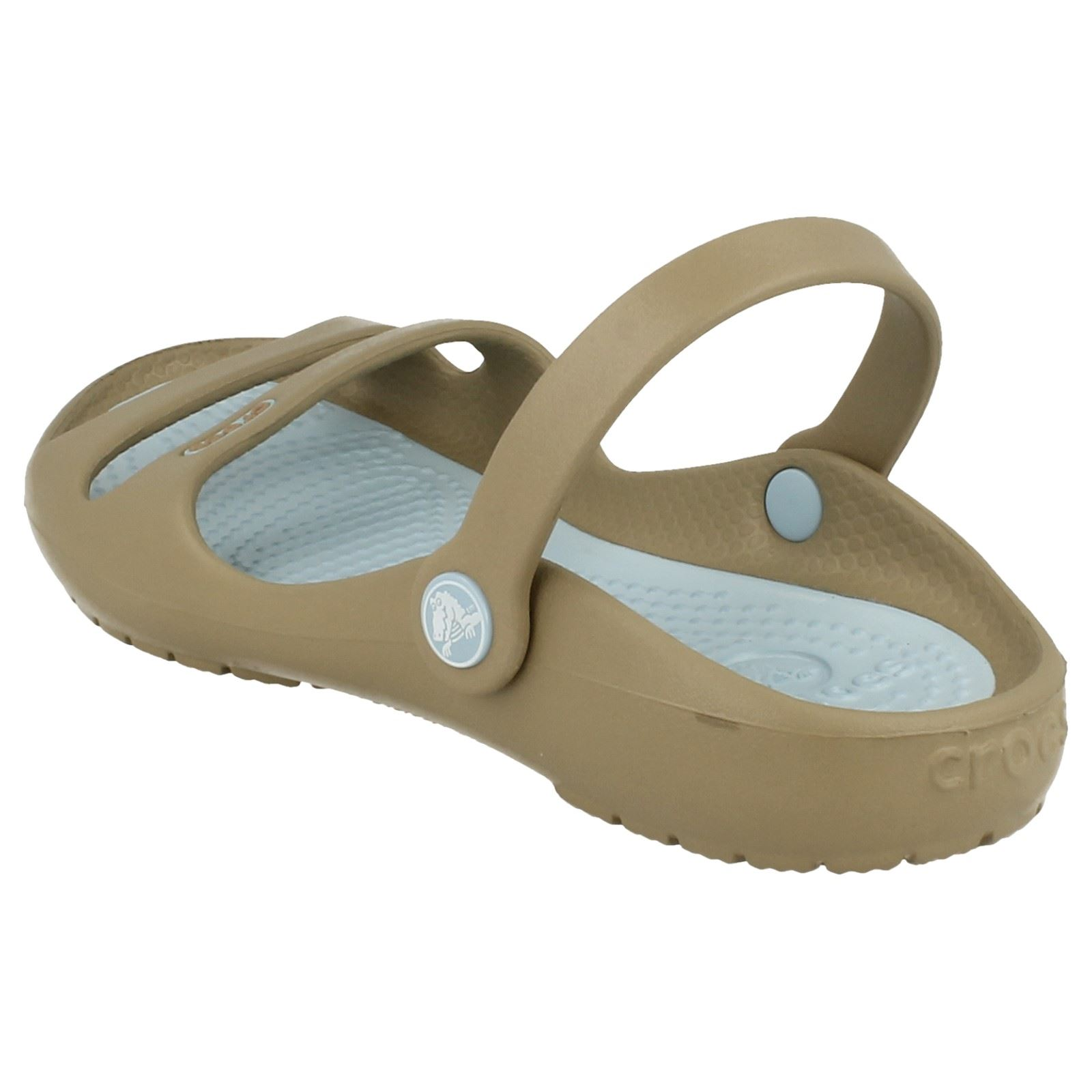 87ef74eb4903 Ladies-Crocs-Slip-On-Sandals-Cleo-II thumbnail 6