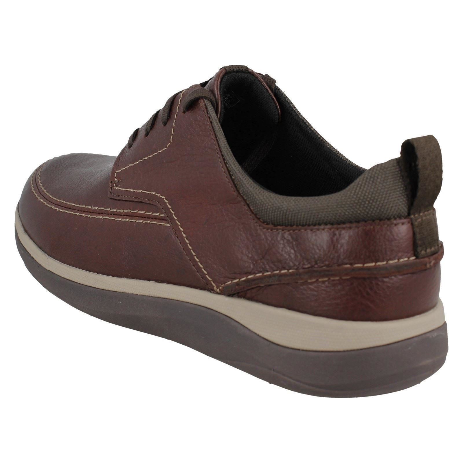 Mens-Unstructured-by-Clarks-Lace-Up-Shoes-039-Garratt-Street-039 thumbnail 12