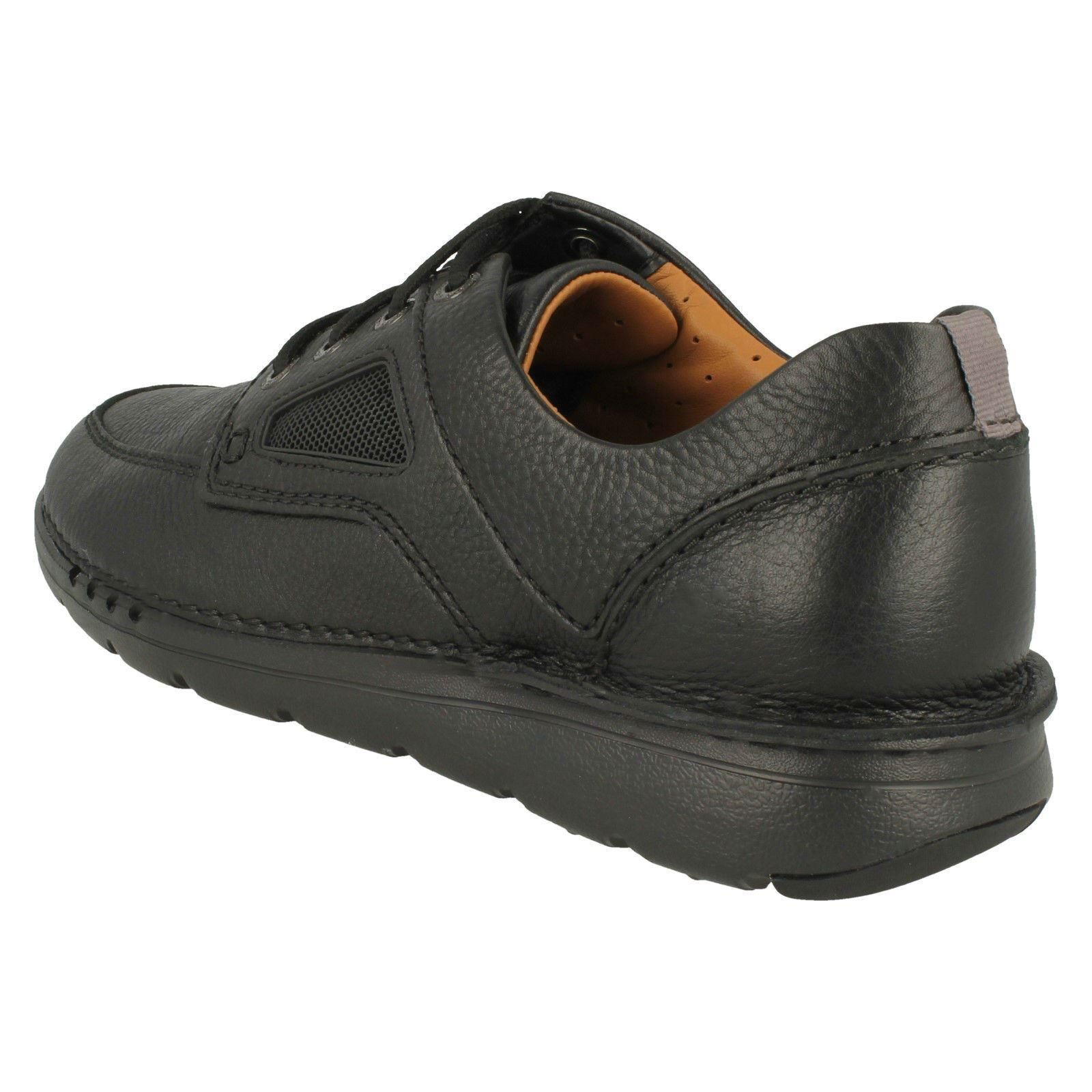Da Uomo Clarks Casual Con Lacci   unnature Sportive-tempo unnature  6fd60b