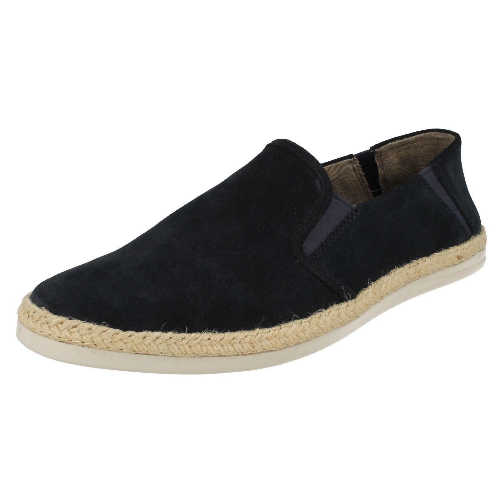Detalles de Hombre Clarks Zapatos sin Cordones Casuales' Bota Step '