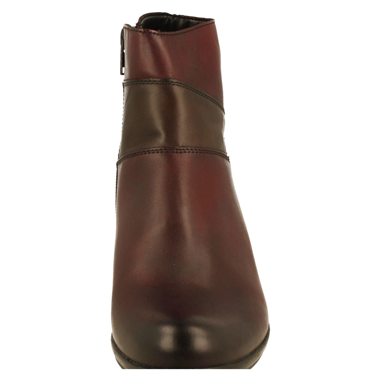 Damas Remonte Remonte Remonte R1573 botas al tobillo 781203